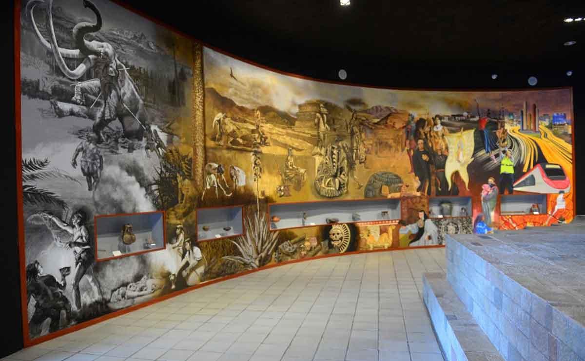 Museo de Antropología abre sus puertas a todas las familias mexiquenses.