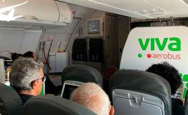 Viva Aerobus ofrece vuelos desde 99 pesos.