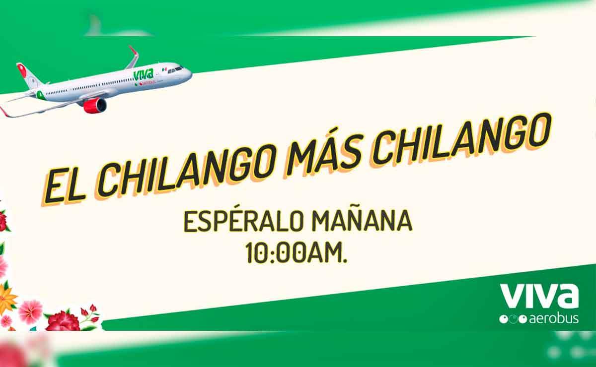 Viva Aerobus regala viajes gratis a chilangos.