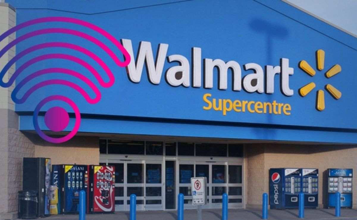 La empresa Walmart anuncia que competirá contra el internet de Telmex