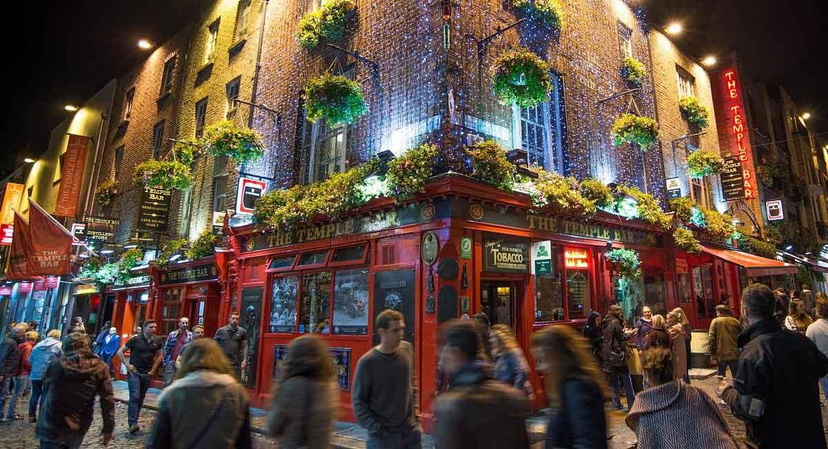 becas idiomas para estudiar en dublin irlanda