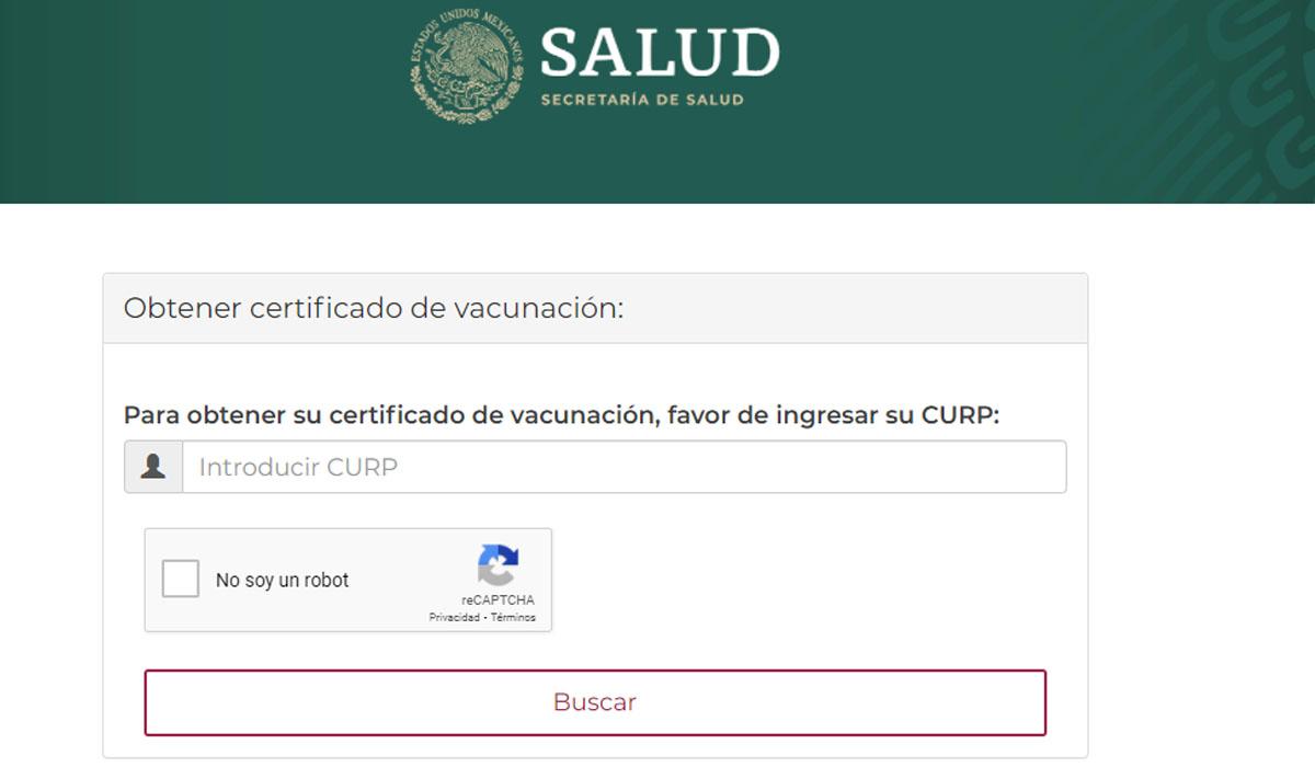 Certificado de vacunación covid-19: así podrás descargarlo vía WhatsApp