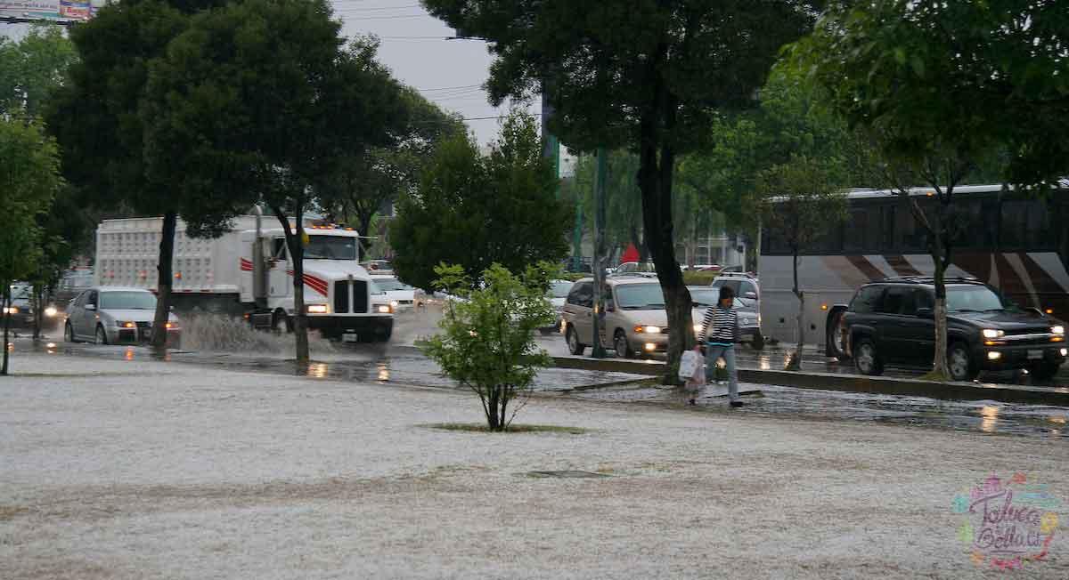 Clima Toluca tendrá lluvias con descargas eléctricas y posibles granizadas