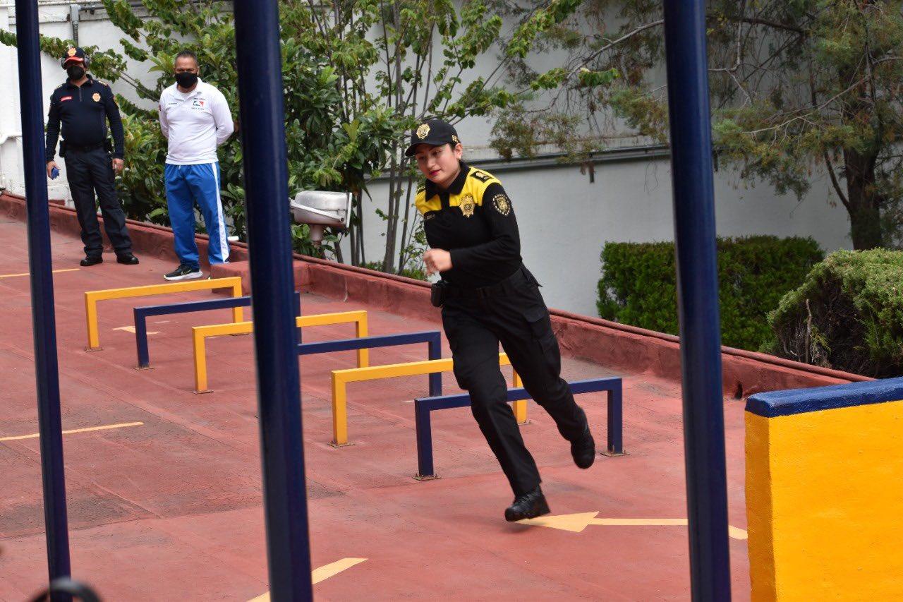 La mejor policía del País es la de la CDMX, dijo Claudia Sheinbaum