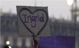 Cartel de la Ley Ingrid aprobada en diferentes estados de México