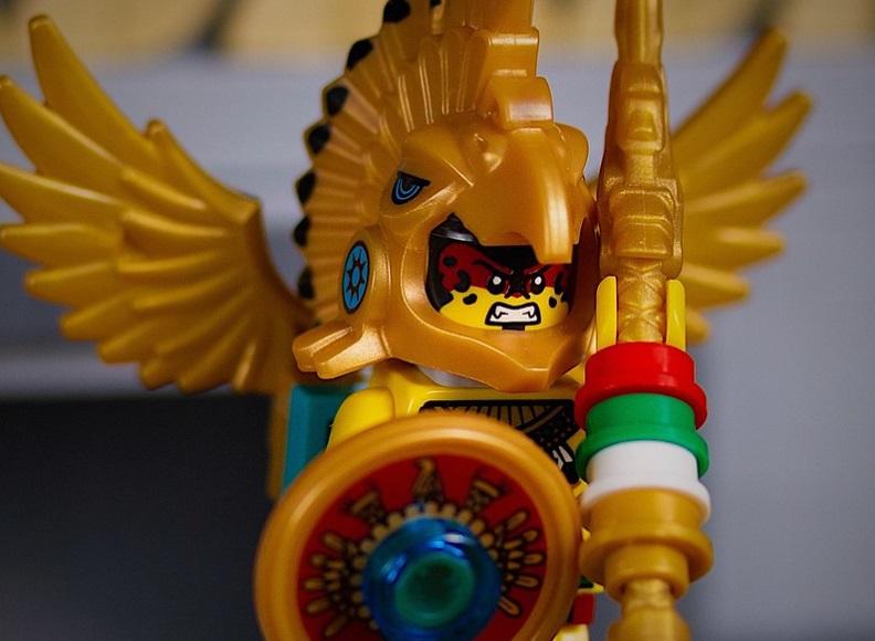 Huitzilopochtli de lego
