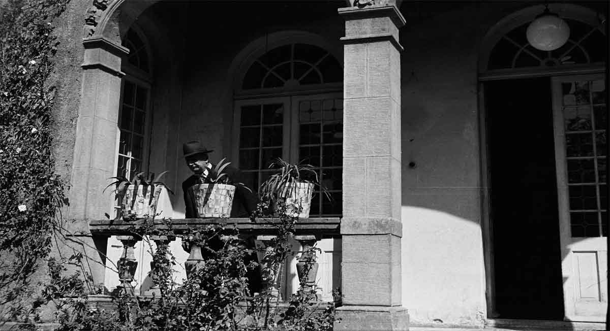 fotografías antiguas reveladas de un rollo de 1950