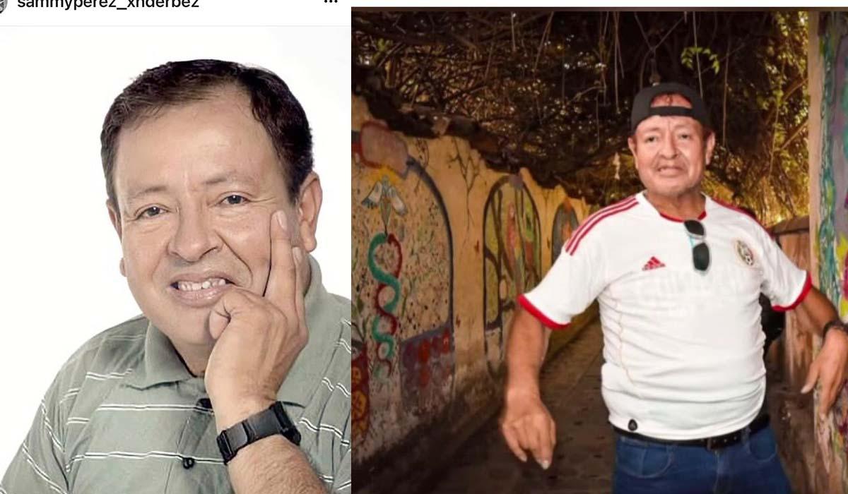 Sammy Pérez pierde la lucha contra el covid-19 y fallece a sus 55 años