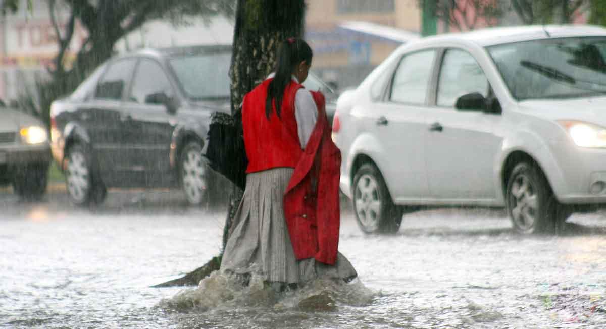 toluca clima tendra este viernes fuertes lluvias