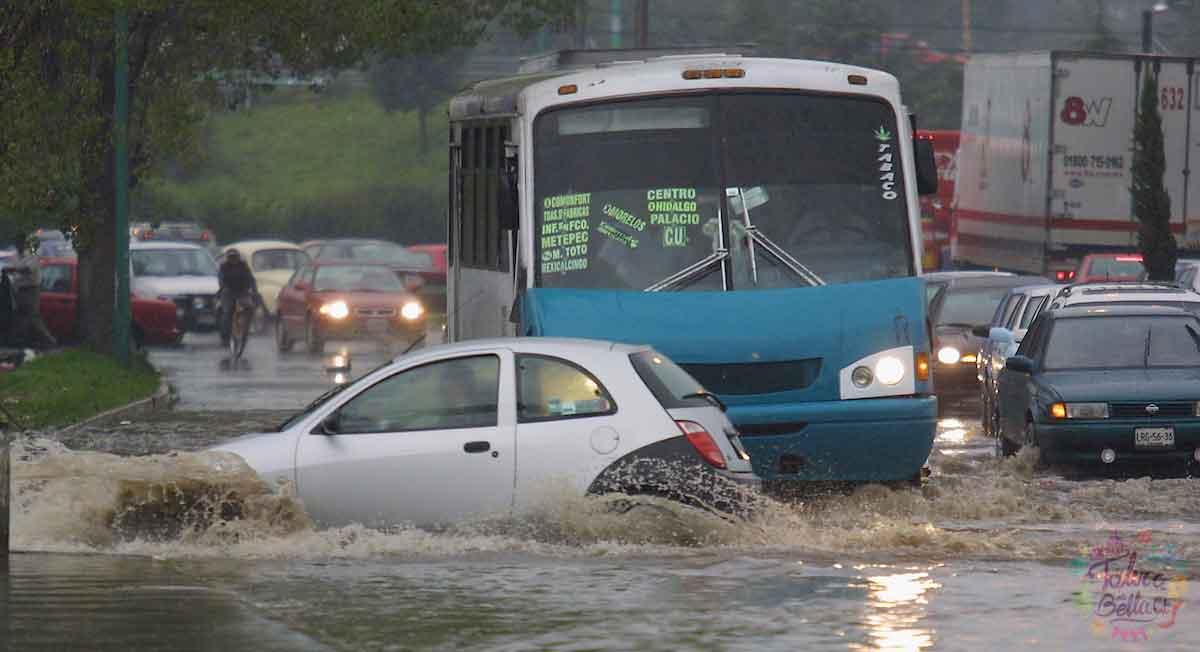 Toluca clima tendrá fuertes lluvias por onda tropical número 16