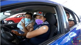 jovenes de 30 na 39 años recién vacunados en Toluca