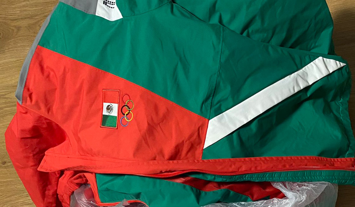 Uniforme de la Selección mexicana de softbol fue encontrada en la basura