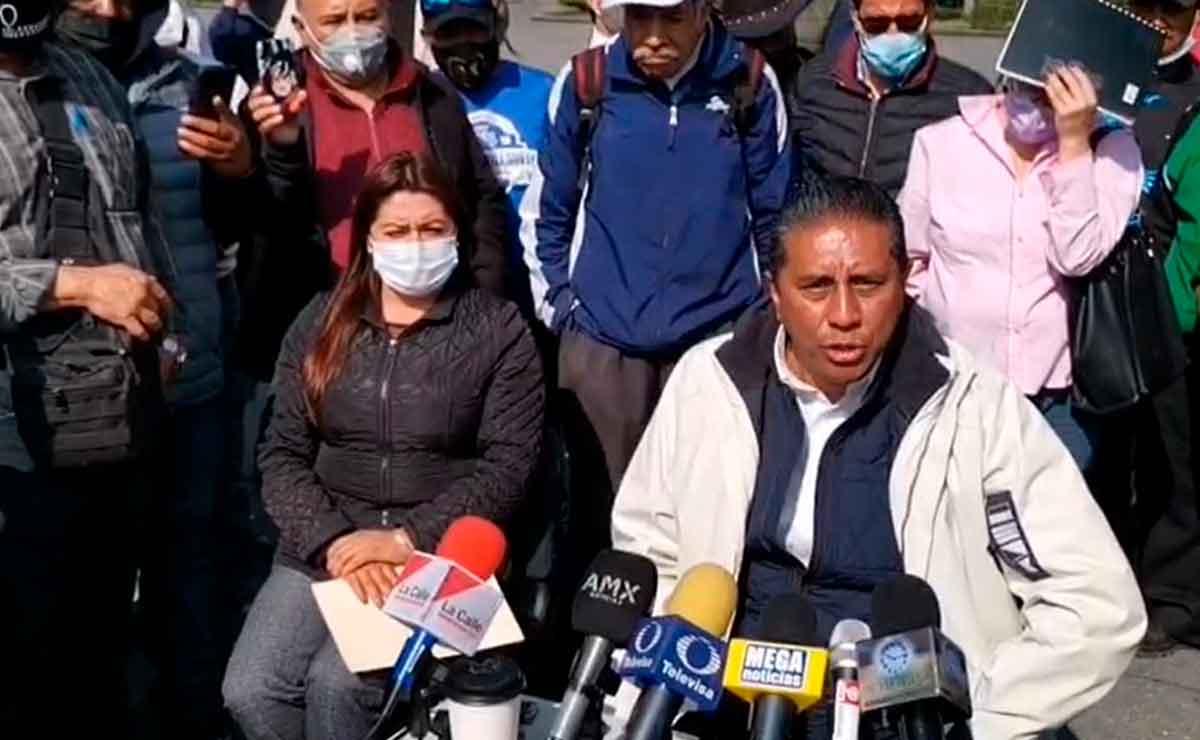 Alcalde de Toluca acusa al gobierno del Edomex de compra de votos.
