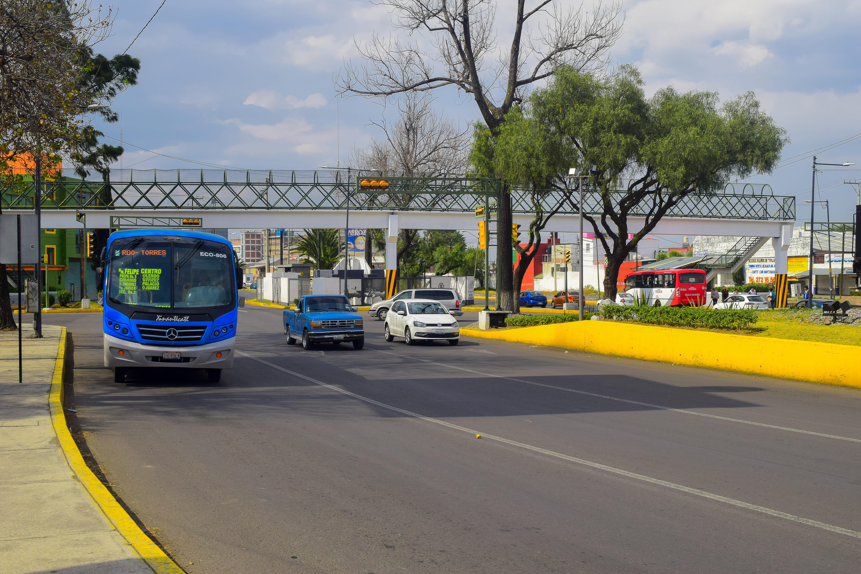 Aumenta la tarifa del transporte Público en el Edomex