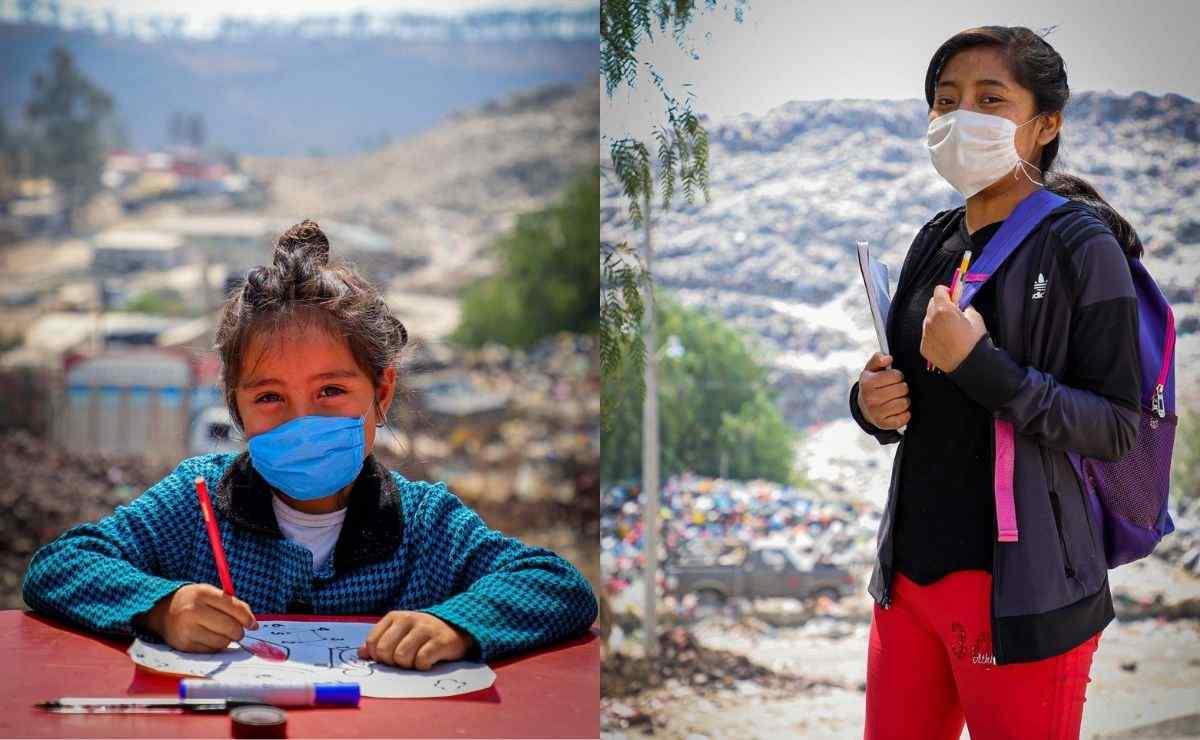 La beca por orfandad la pueden solicitar todas las niñas niños y adolescentes que se encuentren estudiando la educación básica o media superior y se encuentren en situación de orfandad derivada de la pandemia