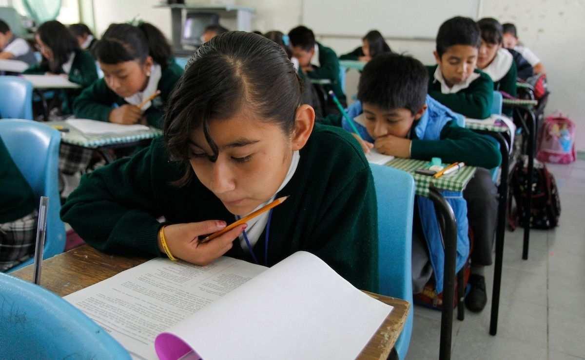 La Secretaria de Educación presenta las Becas Estado de Mexico Edomex 2021 para alumnos de preescolar primaria y secundaria