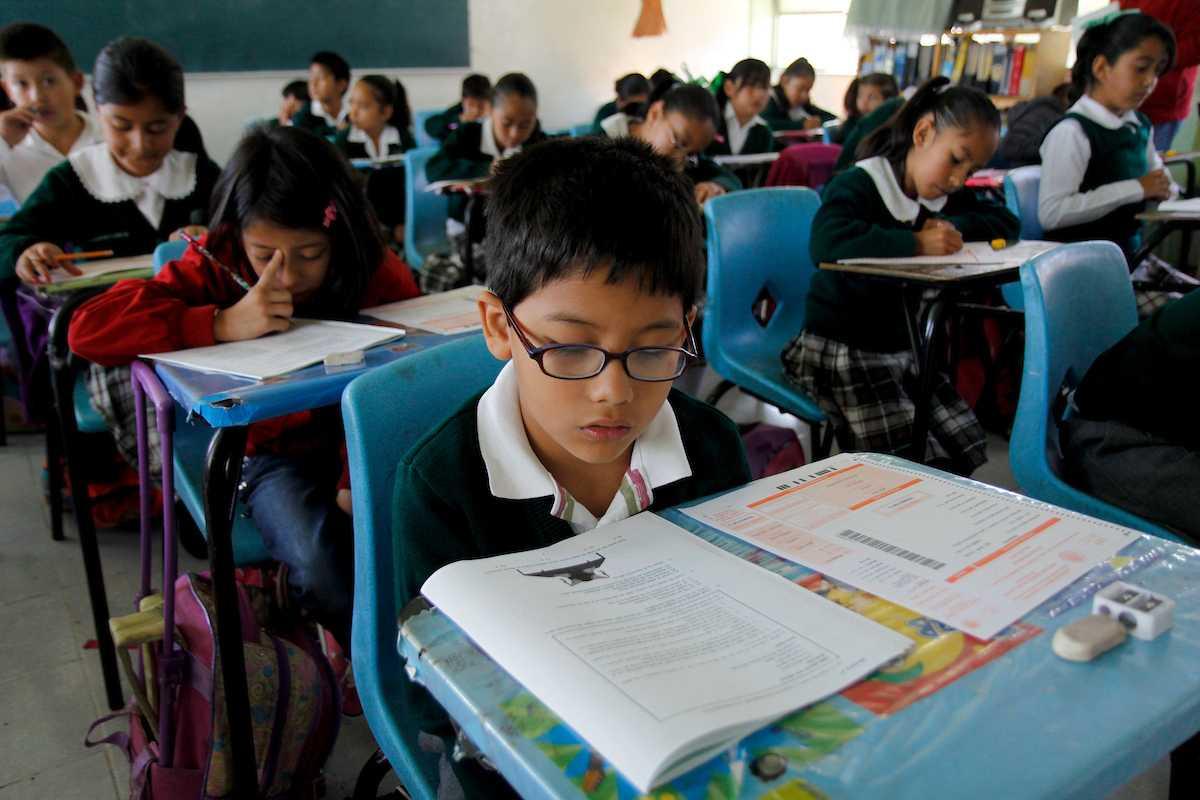 el gobierno del Estado de México ofrece tres modalidades de becas para preescolar, primaria y secundaria