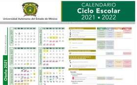 Calendario escolar UAEM: ¿Cuándo inician las clases?ex 2021