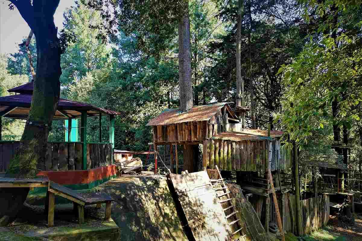 Campamento las manzanas EdoMéx- El lugar ideal para pasar un fin de semana en familia