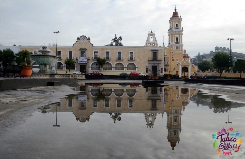 iglesia del Carmen de Toluca