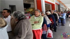 entregas de apoyo de pe4nsion para adultos mayores