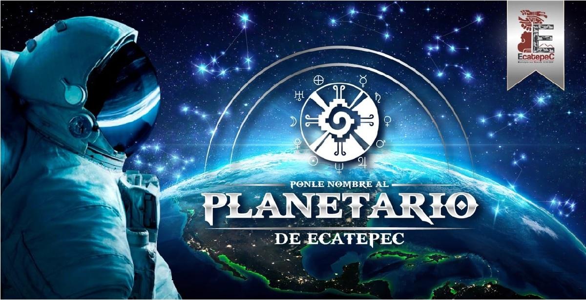 Participa en el concurso del Planetario de Ecatepec y gana 20 mil pesos