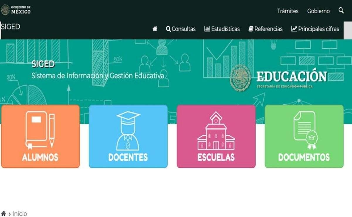 Para consultar la boleta de calificaciones correspondiente al ciclo escolar 2020-2021 ingresa al SIGED