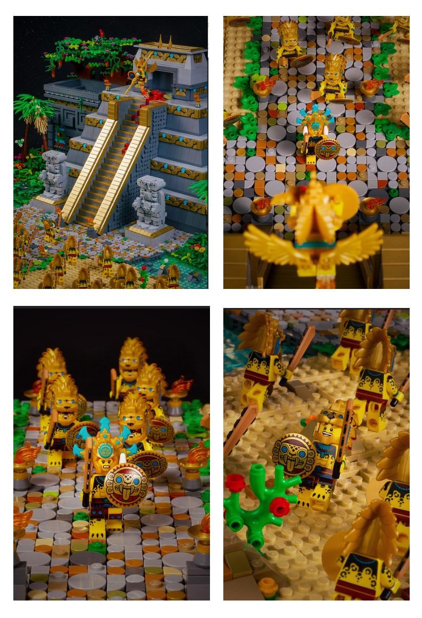 detalles set lego