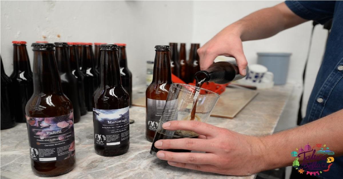 Disfruta de una rica cerveza artesanal en los municipios del Edomex