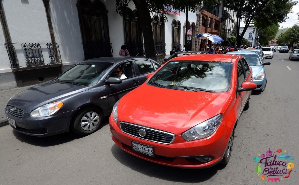 automóviles en el Edomex