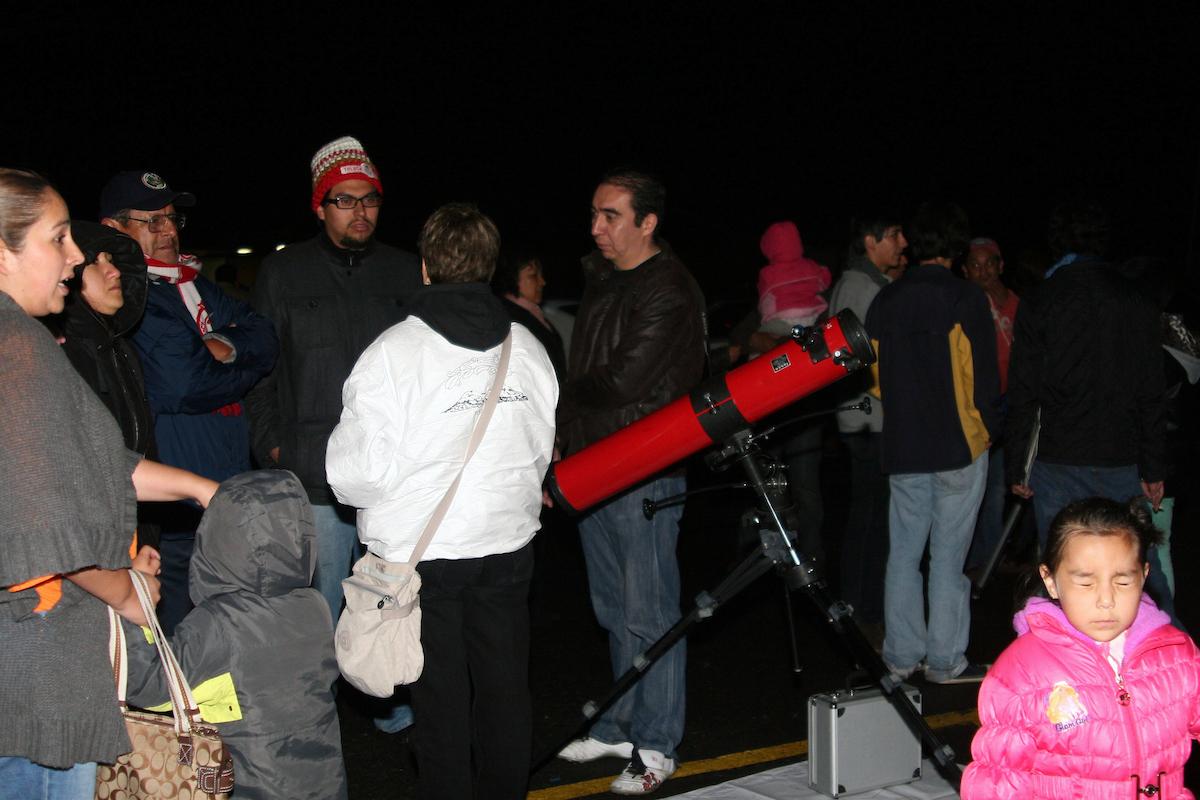 Lluvia de estrellas 2021: así podrás ver este fenómeno desde México