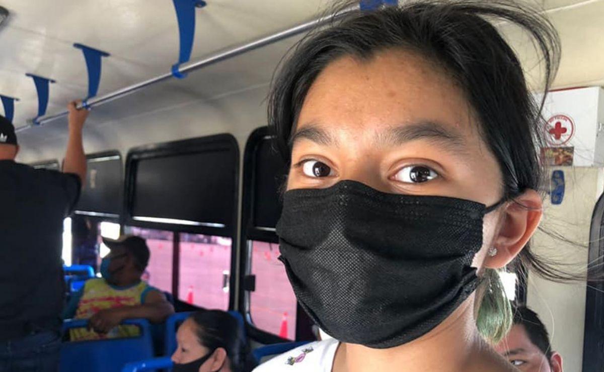 Se trata de Iveth Camila, una menor que se encargó de realizar un cambio y ayudar a su comunidad en el ejido Albia en Torreón, Coahuila