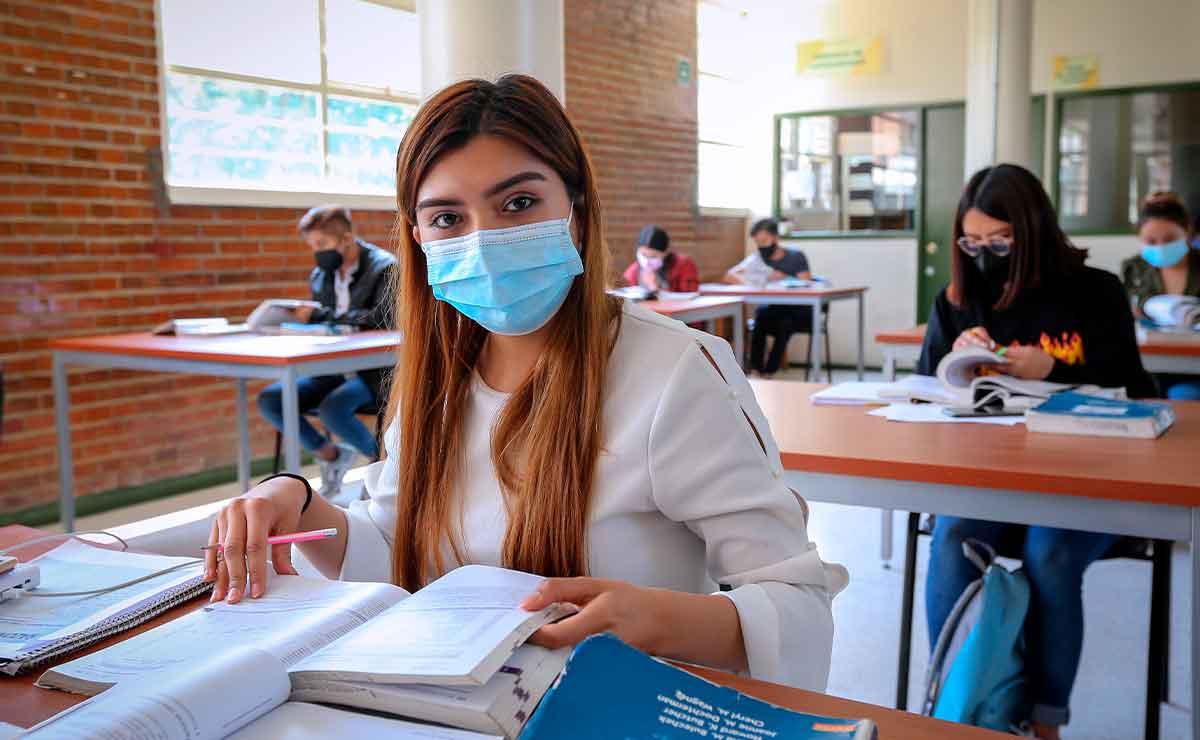Actividades académicas tendrán un aforo del 50% en Regreso a clases UAEMex 2021