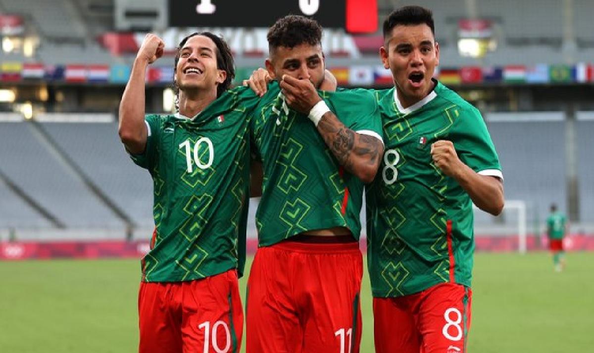 Filtran error en el jersey de la Selección Mexicana en Tokio 2020