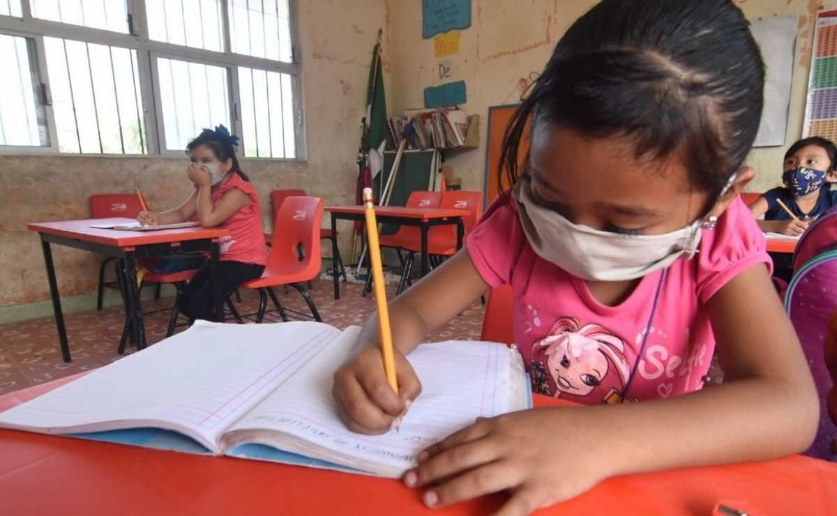 La SEP dio a conocer las fechas y requisitos para la inscripción de preescolar primaria ya secundaria al ciclo escolar 2021 2022