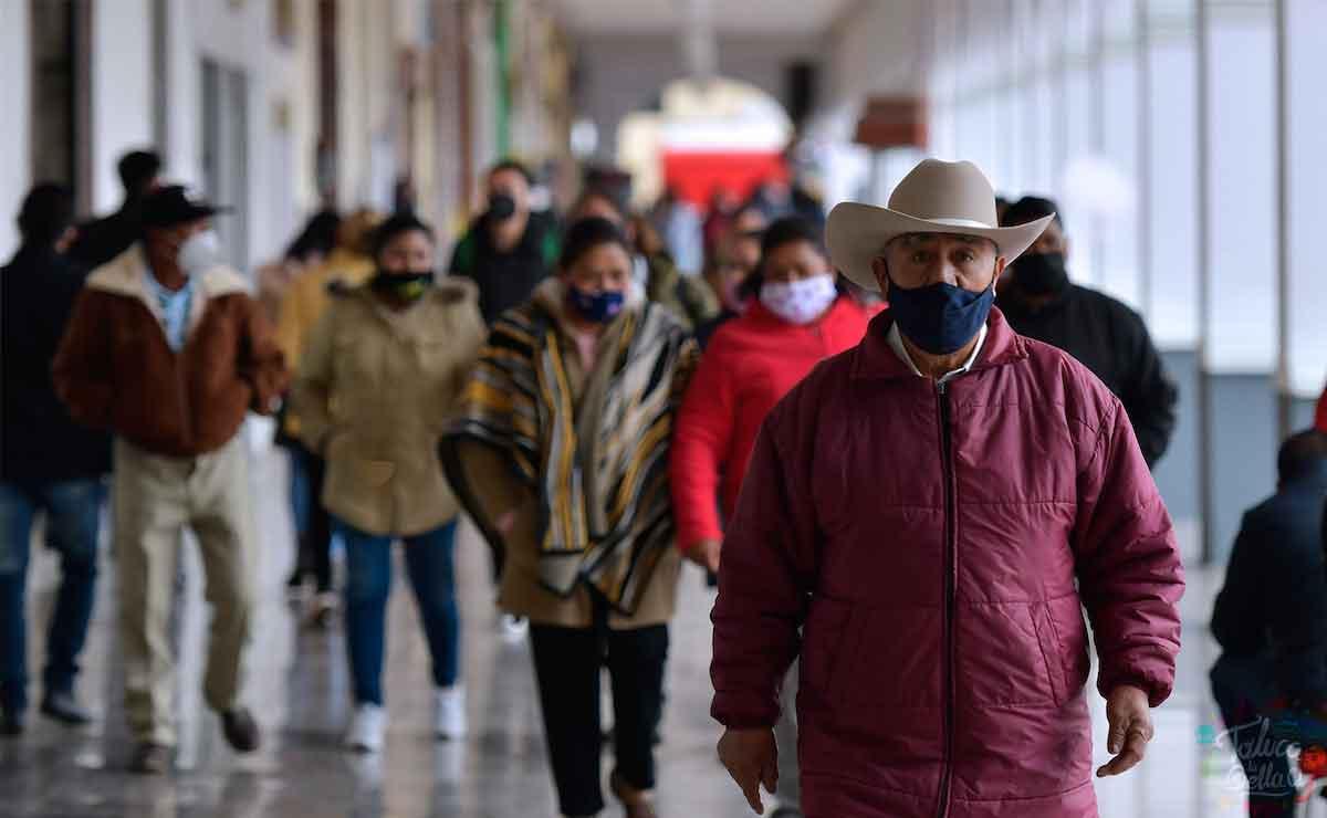 Actividades para realizar en semáforo naranja en Toluca.