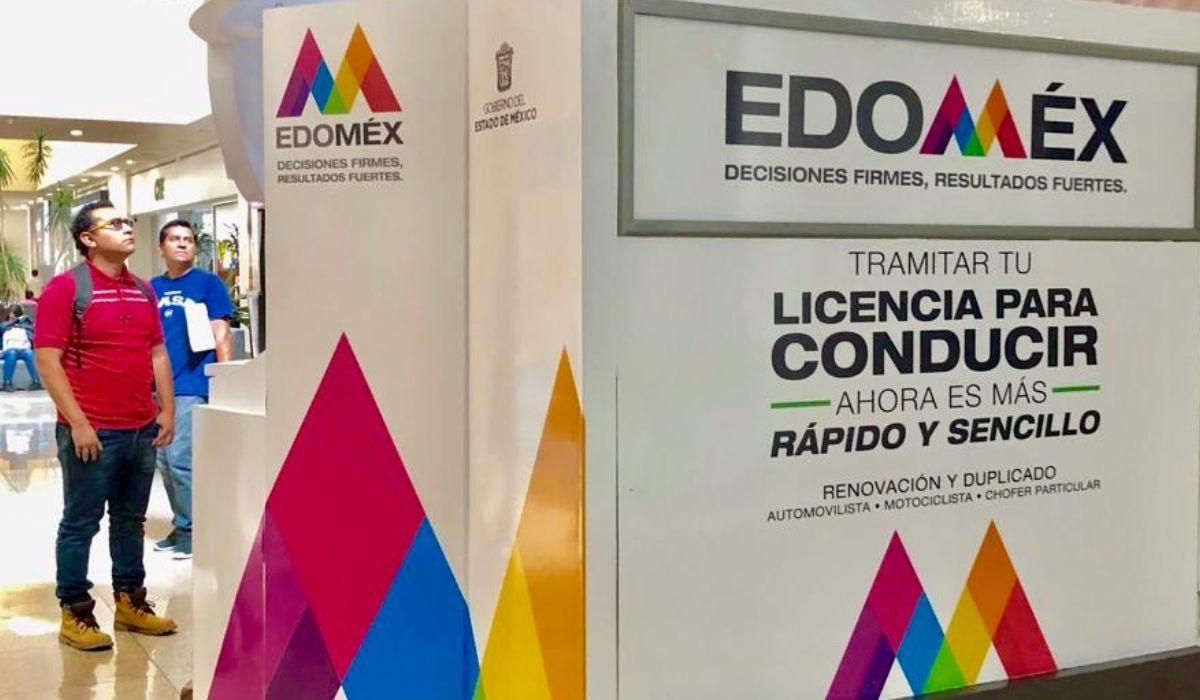 Unidades móviles para tramitar licencias de conducir en el EdoMéx dejarán de dar servicio