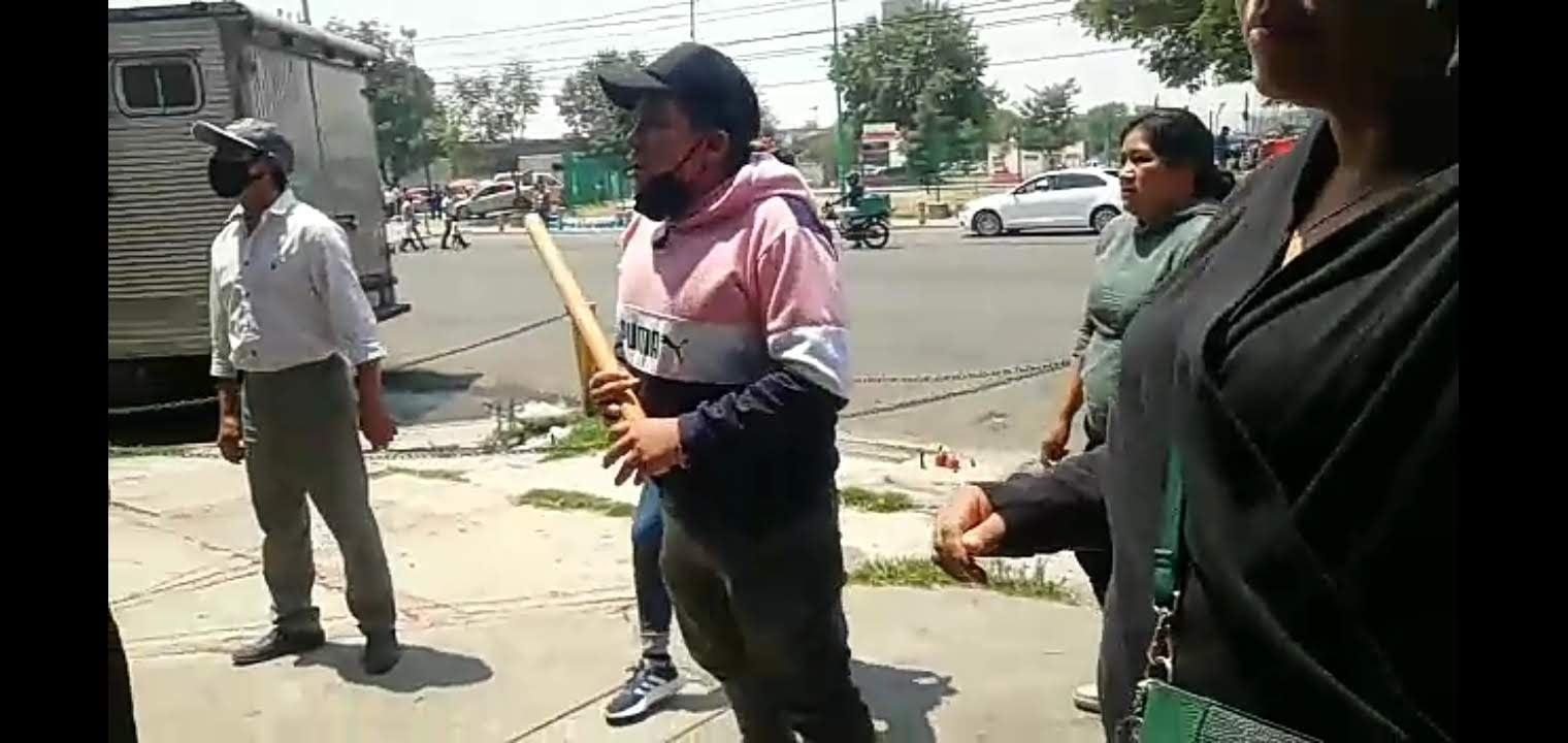 Comerciantes de Toluca aceptan regularización, pero sin pagar cuotas
