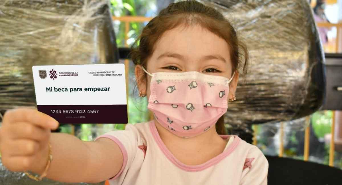 Actualiza datos de Mi Beca para Empezar, ahora Beca Bienestar Niñas y Niños, obtén hasta mil pesos