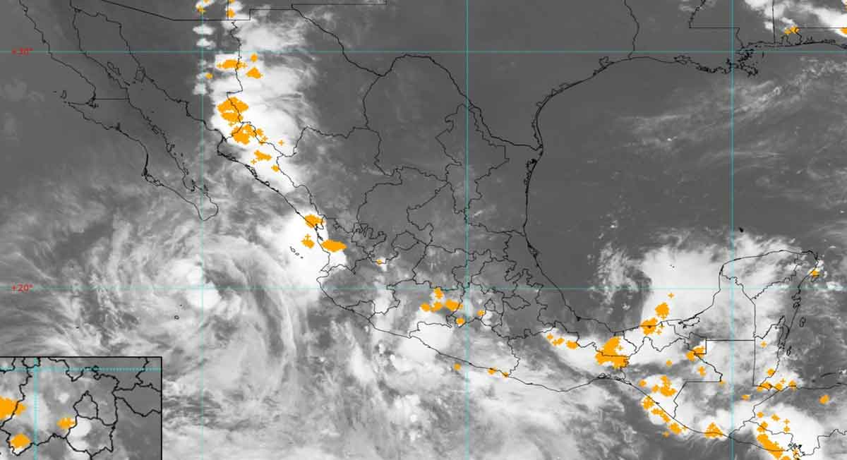 ¿Afectarán remanentes de Grace al clima en Toluca?, conoce el pronóstico de la CONAGUA