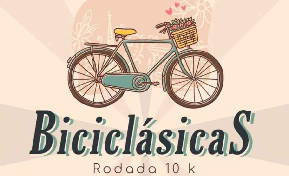 "Rodada ""Biciclásicas"" 10K tendrá como sede a Toluca, ¡Es hora de desempolvar tu bicicleta!"