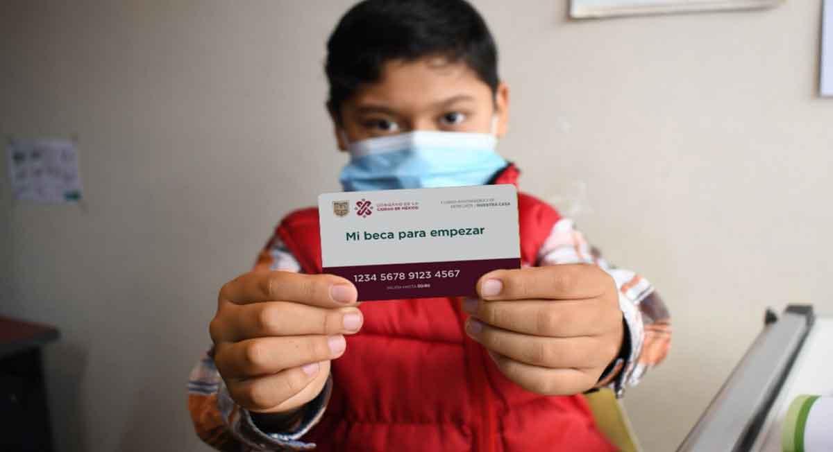 Cómo sacar la nueva Beca de Bienestar para niñas y niños para obtener hasta $1,000 pesos