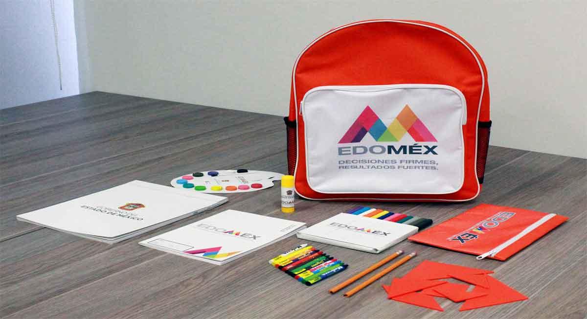 Conoce qué útiles escolares Edomex recibirás y los dos requisitos que te pedirán para obtenerlos