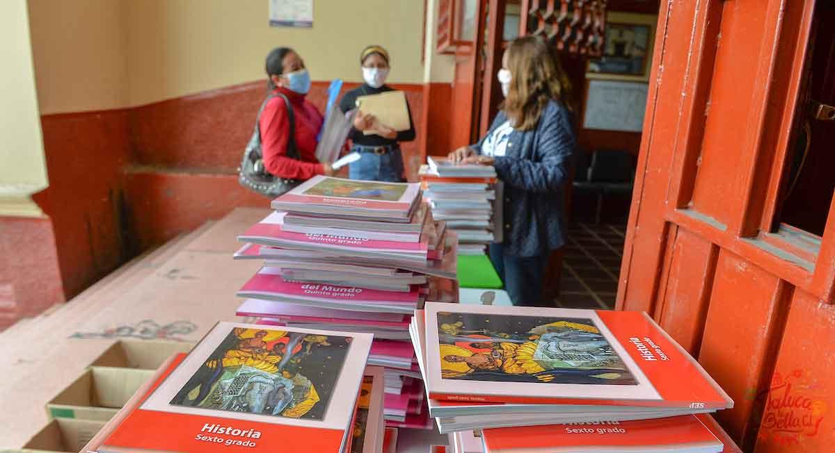 Dónde podrás consultar los nuevos libros de texto gratuitos y cuándo los entregan