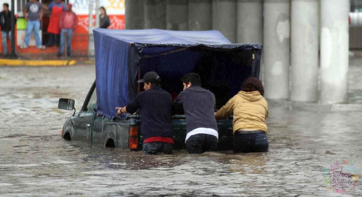 ¡Fuertes lluvias!, conoce el pronóstico de CONAGUA para el clima en Toluca