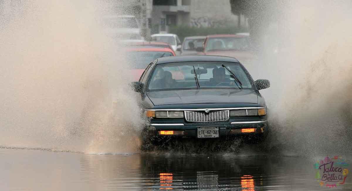 ¿Habrá lluvias fuertes o moderadas?, este es el pronóstico para clima en Toluca