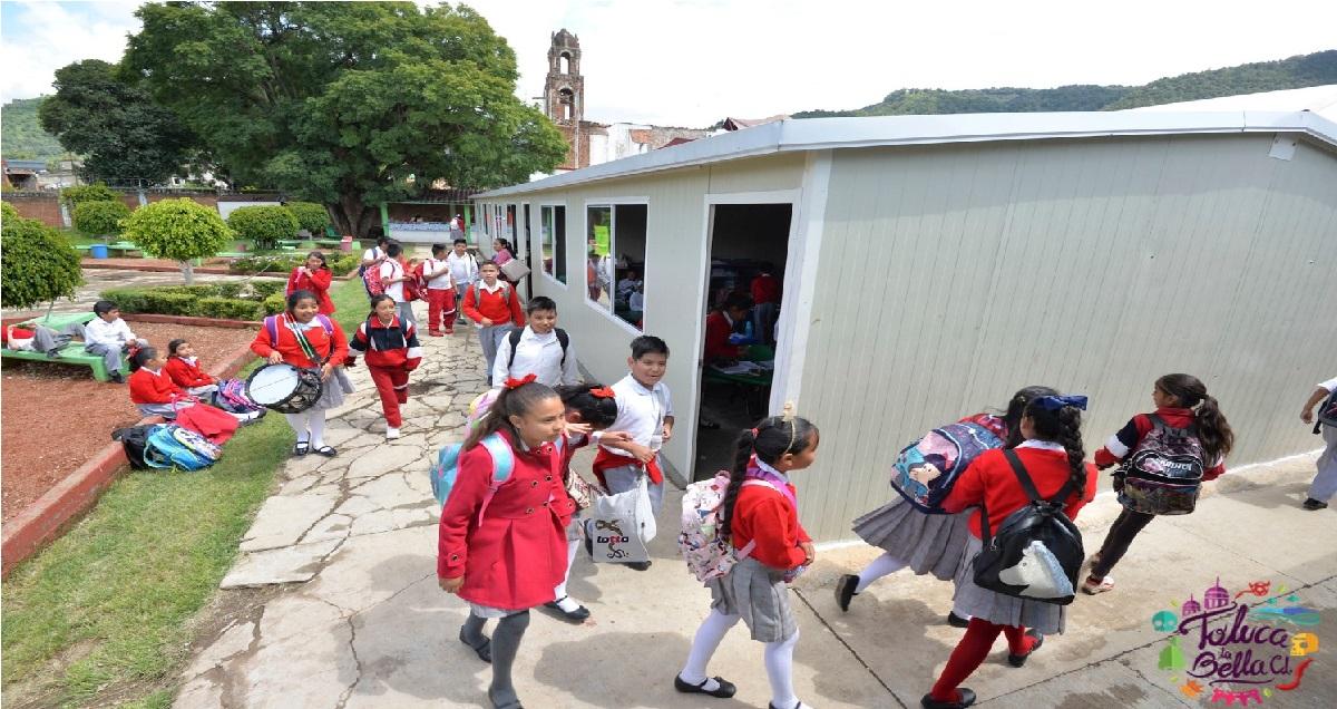 PAEB 2021: Inician las inscripciones para cambio de escuela en Edomex
