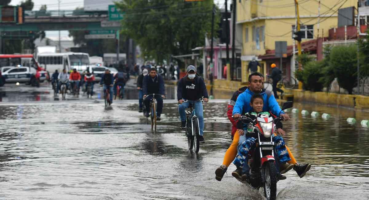 ¿Lluvias moderadas y fuertes?, CONAGUA comparte el pronóstico del clima Toluca