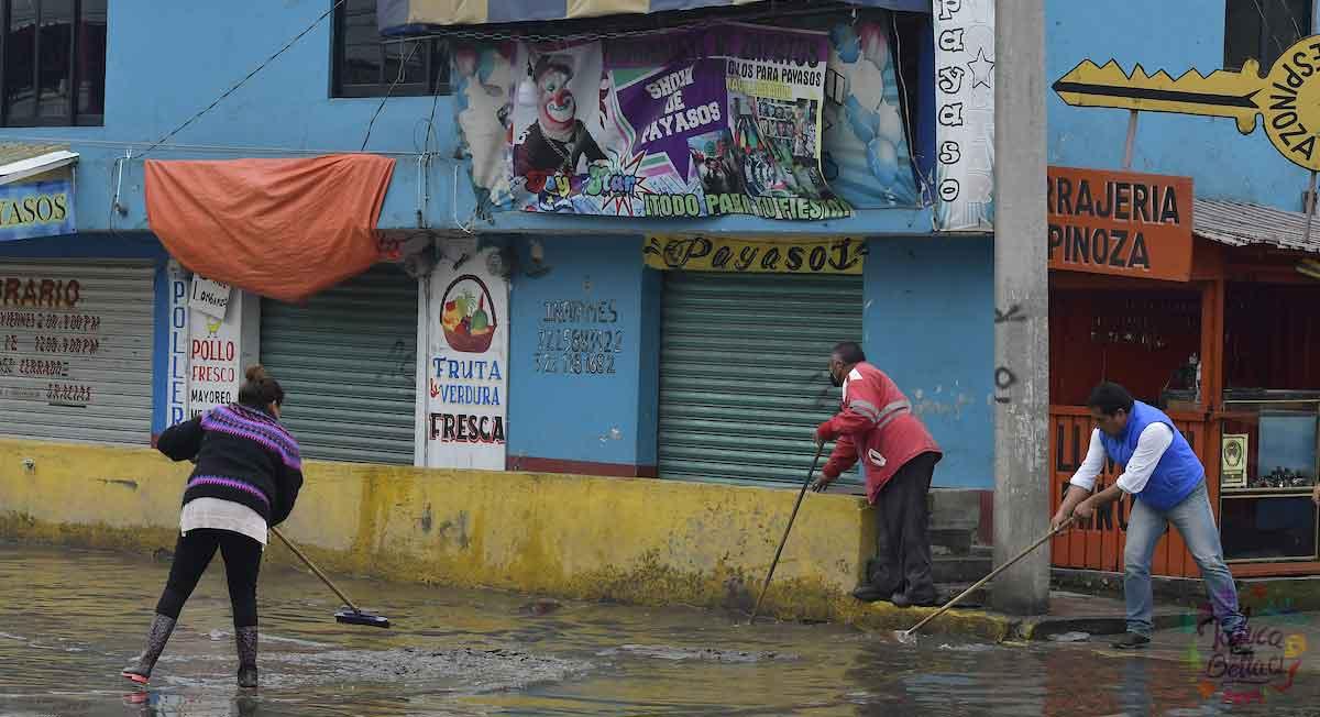 toluca clima tendra fuertes lluvias de acuerdo con conagua