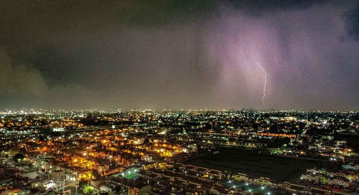 ¿Lluvias o cielo despejado?, conoce el clima en Toluca, Edomex y CDMX